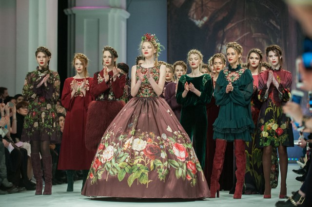 Ukrainian Fashion Week Ирина Диль Dil